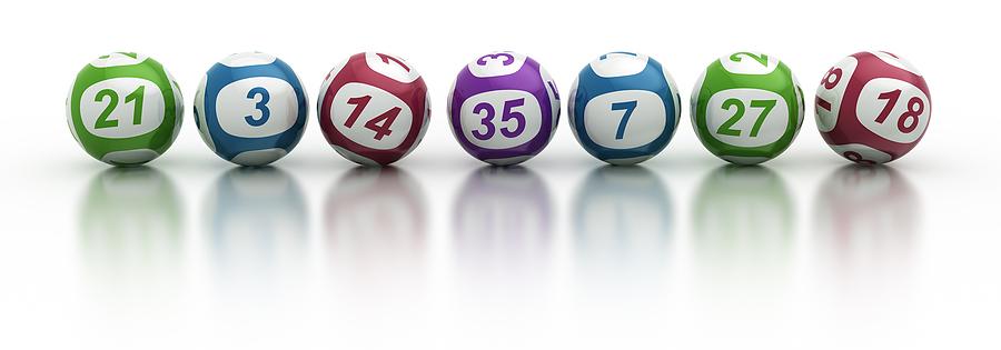 lotteribollar
